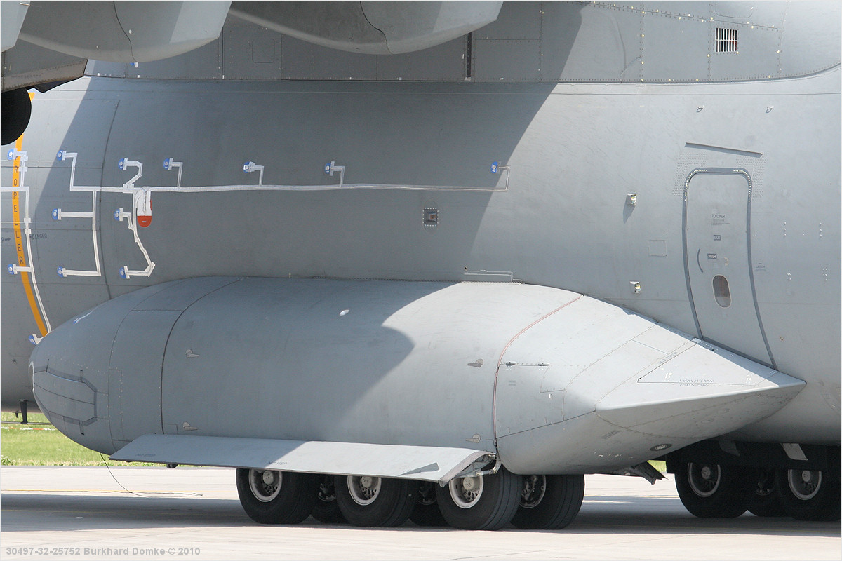 Sxf >> Aviation Images - Airbus A400M Walkaround Gallery