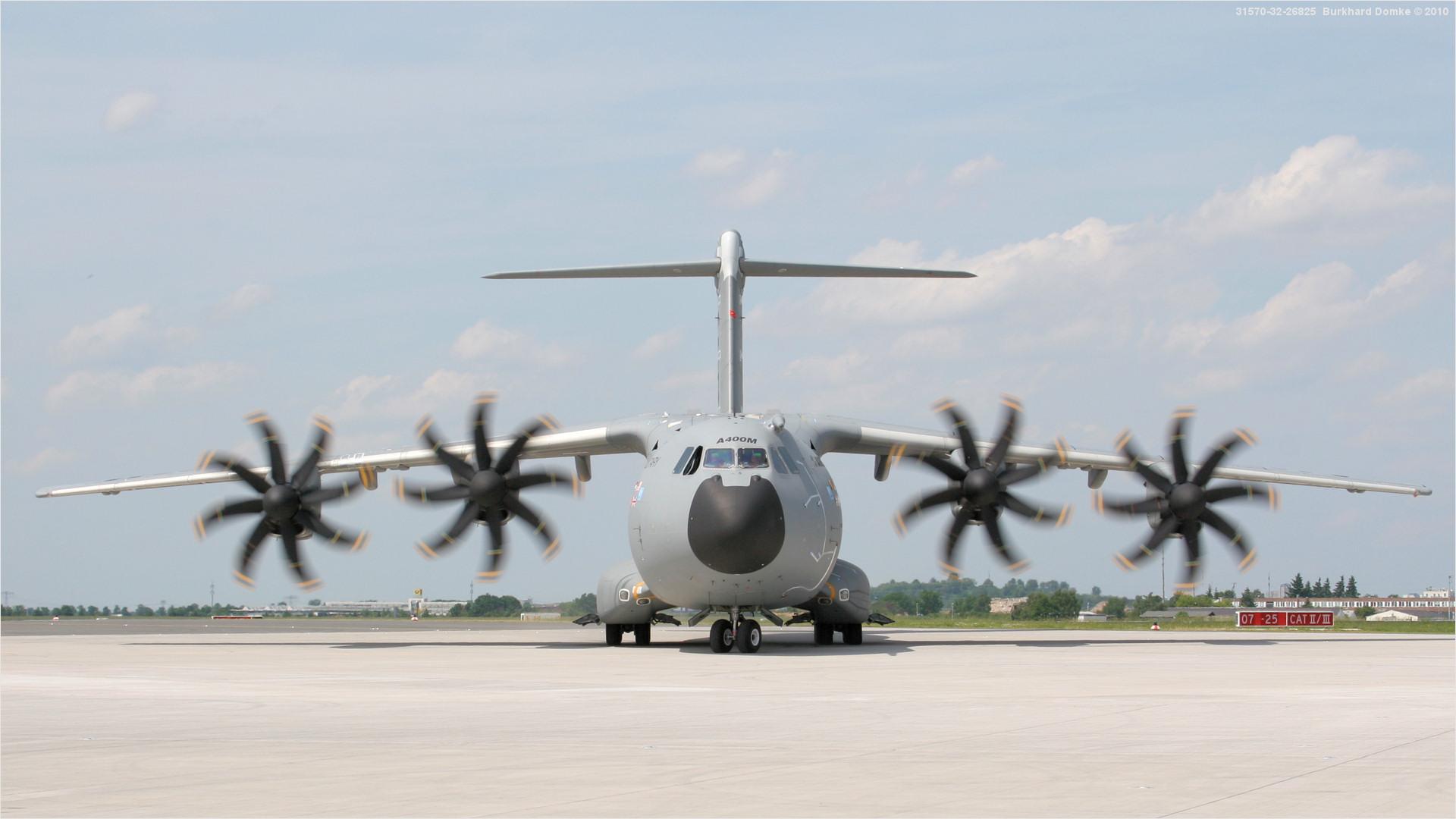 Airbus A400M Crash in Spain - Airline Pilot Central Forums