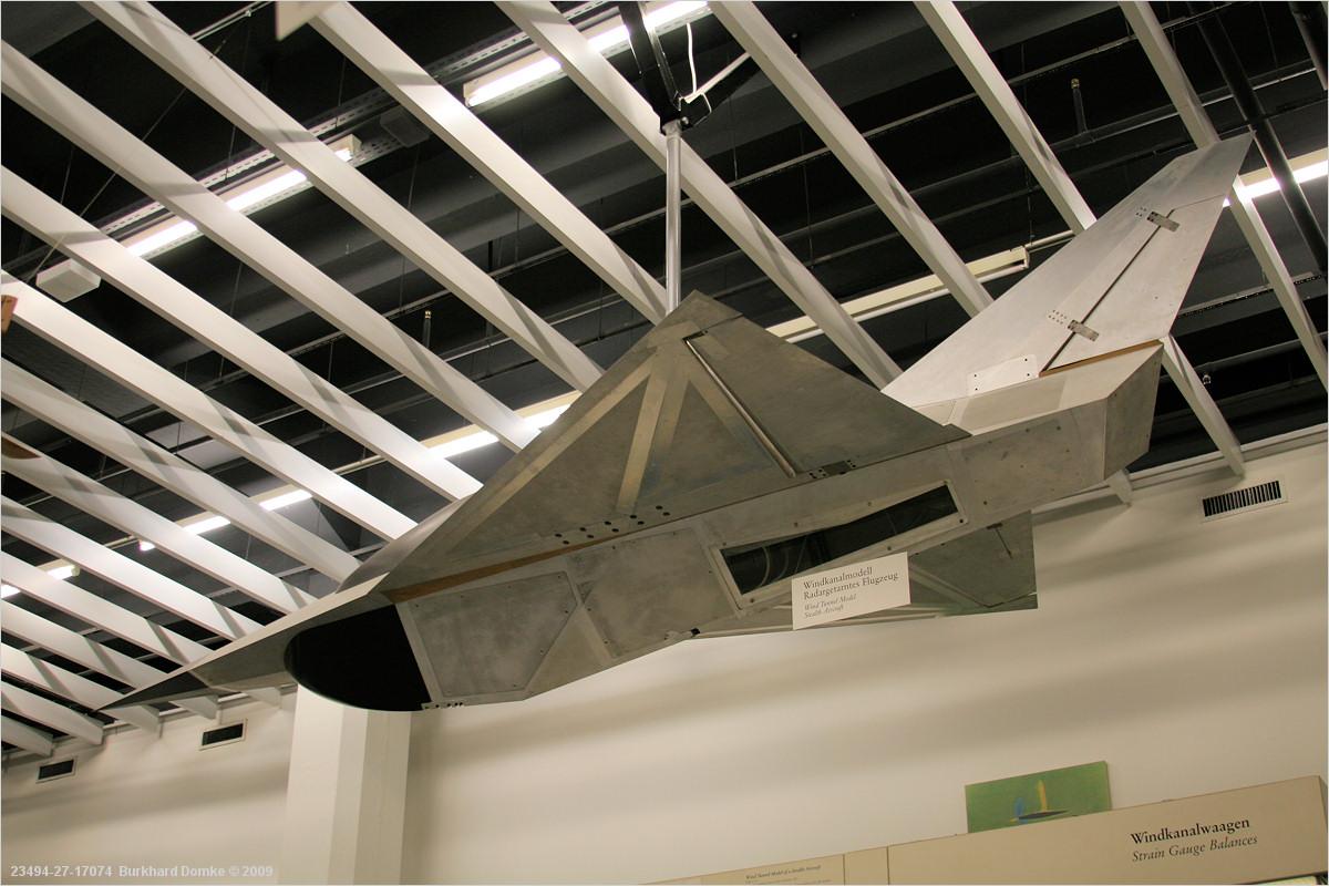 1:3,5 scale model in Ceutsches Museum
