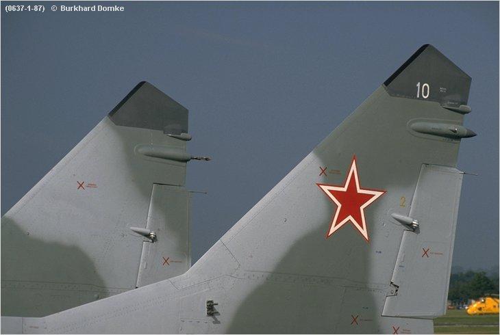 Aircraft In Detail Mapo Mig 29 Fulcrum Walkaround Images