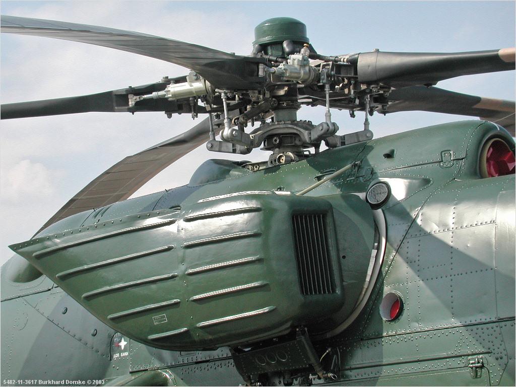 عائلة المروحية الهجومية الشهيرة Mi24 ـ Mi-35 Mi-35M_77_5482